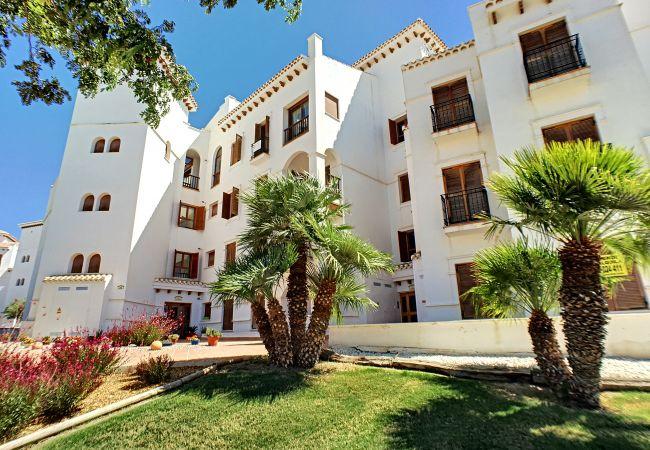 Appartement de vacances Frontlinie Golf, Gemeinschaftspool, gratis WiFi, Balkon (2454082), Baños y Mendigo, , Murcie, Espagne, image 15