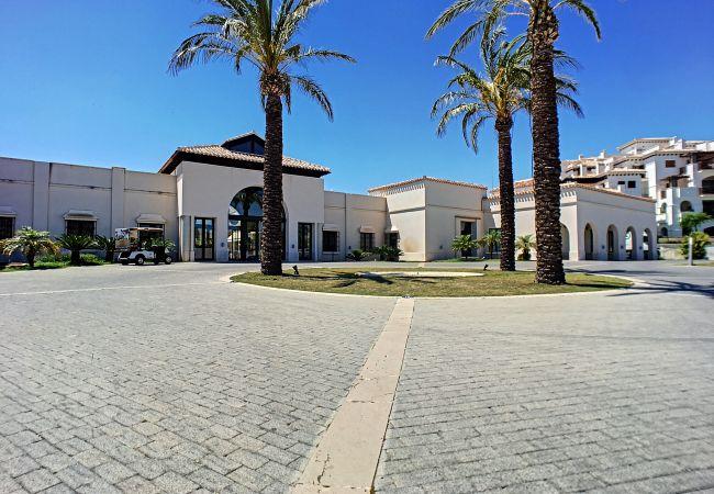 Appartement de vacances Frontlinie Golf, Gemeinschaftspool, gratis WiFi, Balkon (2454082), Baños y Mendigo, , Murcie, Espagne, image 19