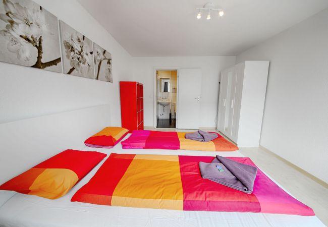 Ferienwohnung ZH Khaki - Letzigrund HITrental Apartment (1686827), Zürich, Zürich (Stadt), Zürich, Schweiz, Bild 12