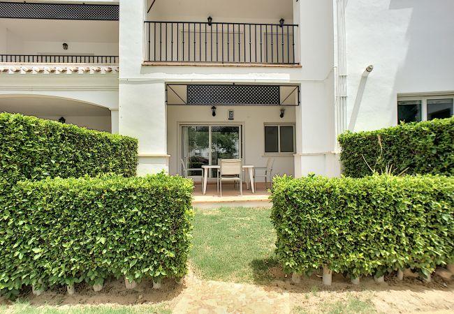 Appartement de vacances Blick auf den Pool, gratis WiFi, Erdgeschoss, Sat-TV (2464750), Roldan, , Murcie, Espagne, image 8