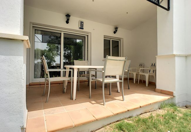 Appartement de vacances Blick auf den Pool, gratis WiFi, Erdgeschoss, Sat-TV (2464750), Roldan, , Murcie, Espagne, image 15