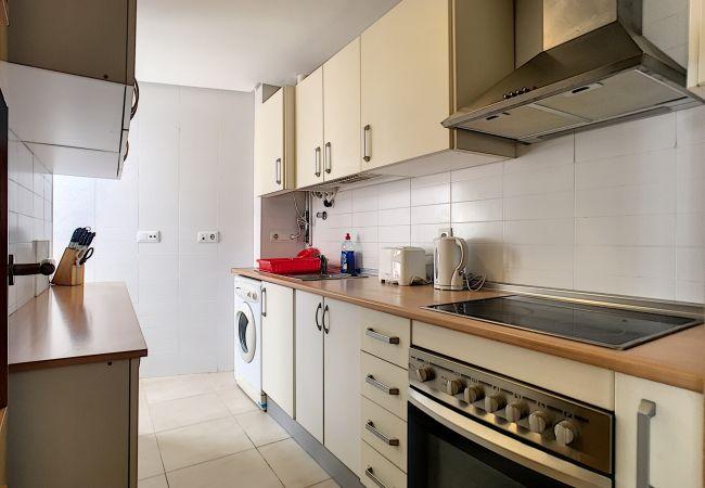 Appartement de vacances Blick auf den Pool, gratis WiFi, Erdgeschoss, Sat-TV (2464750), Roldan, , Murcie, Espagne, image 17