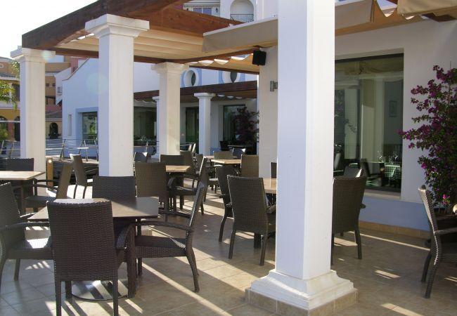 Appartement de vacances Blick auf den Pool, gratis WiFi, Erdgeschoss, Sat-TV (2464750), Roldan, , Murcie, Espagne, image 25