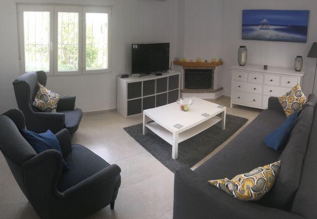 Ferienhaus Villa Caroline - A Murcia Holiday Rentals Property (2492078), Pilar de la Horadada, Costa Blanca, Valencia, Spanien, Bild 4