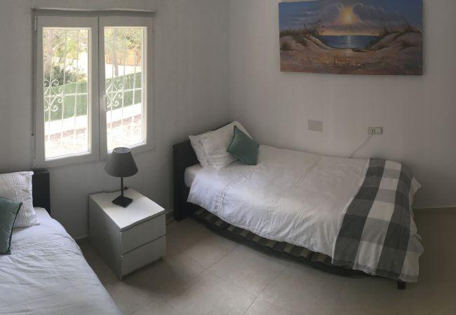 Ferienhaus Villa Caroline - A Murcia Holiday Rentals Property (2492078), Pilar de la Horadada, Costa Blanca, Valencia, Spanien, Bild 11