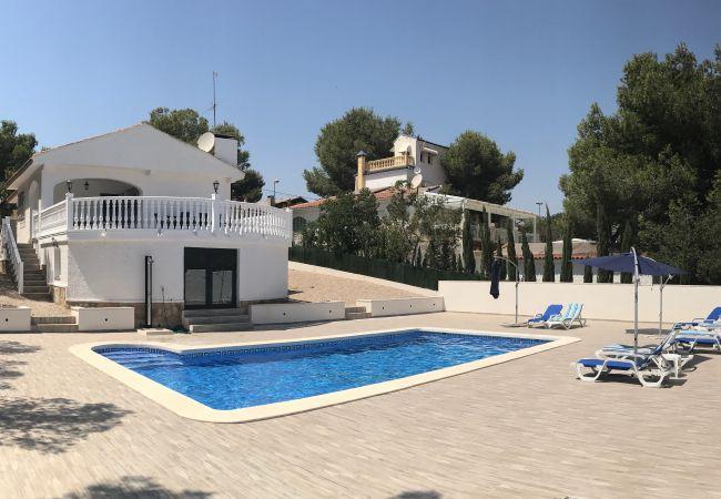 Ferienhaus Villa Caroline - A Murcia Holiday Rentals Property (2492078), Pilar de la Horadada, Costa Blanca, Valencia, Spanien, Bild 1
