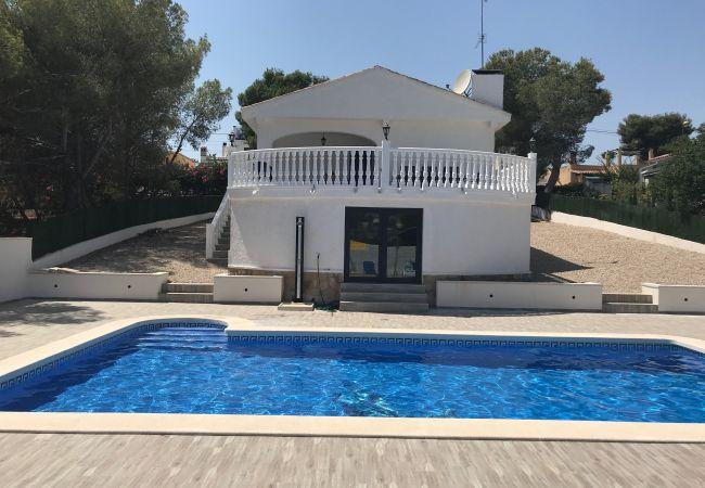 Ferienhaus Villa Caroline - A Murcia Holiday Rentals Property (2492078), Pilar de la Horadada, Costa Blanca, Valencia, Spanien, Bild 2