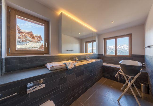 Appartement de vacances Duplex Grimpeur 13 - ski lift - Spa access (2618857), Haute-Nendaz, 4 Vallées, Valais, Suisse, image 14