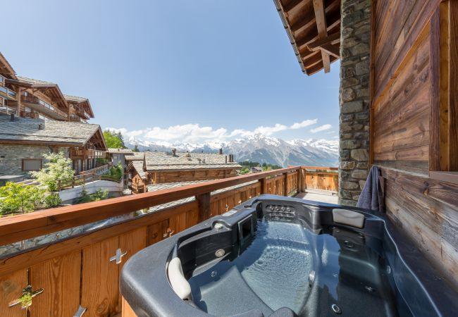 Appartement de vacances Duplex Grimpeur 13 - ski lift - Spa access (2618857), Haute-Nendaz, 4 Vallées, Valais, Suisse, image 37