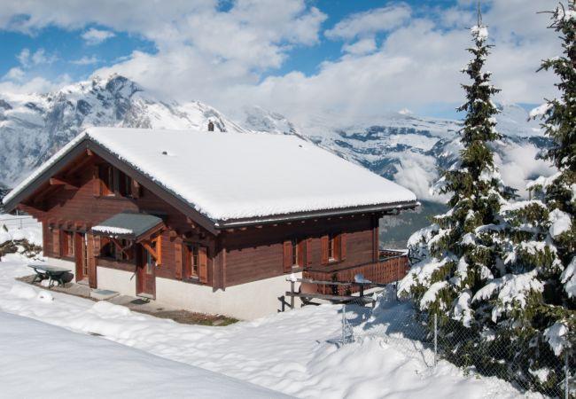 Maison de vacances Chalet Riquet - ski-in/out - luxe (2618858), Haute-Nendaz, 4 Vallées, Valais, Suisse, image 2