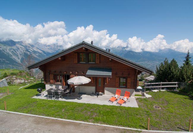 Maison de vacances Chalet Riquet - ski-in/out - luxe (2618858), Haute-Nendaz, 4 Vallées, Valais, Suisse, image 3