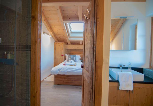 Maison de vacances Chalet Riquet - ski-in/out - luxe (2618858), Haute-Nendaz, 4 Vallées, Valais, Suisse, image 20