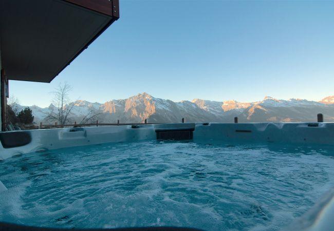Maison de vacances Chalet Riquet - ski-in/out - luxe (2618858), Haute-Nendaz, 4 Vallées, Valais, Suisse, image 30