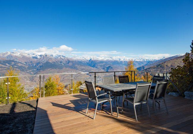 Maison de vacances Chalet Riquet - ski-in/out - luxe (2618858), Haute-Nendaz, 4 Vallées, Valais, Suisse, image 31