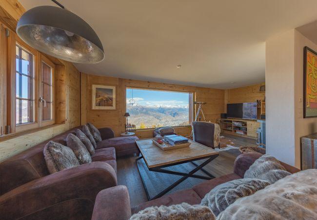 Maison de vacances Chalet Riquet - ski-in/out - luxe (2618858), Haute-Nendaz, 4 Vallées, Valais, Suisse, image 10