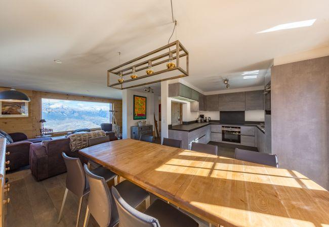Maison de vacances Chalet Riquet - ski-in/out - luxe (2618858), Haute-Nendaz, 4 Vallées, Valais, Suisse, image 6