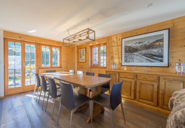 Maison de vacances Chalet Riquet - ski-in/out - luxe (2618858), Haute-Nendaz, 4 Vallées, Valais, Suisse, image 8