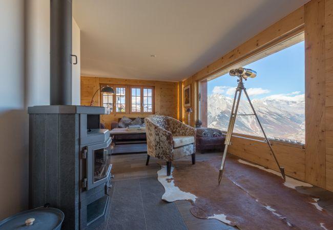 Maison de vacances Chalet Riquet - ski-in/out - luxe (2618858), Haute-Nendaz, 4 Vallées, Valais, Suisse, image 12