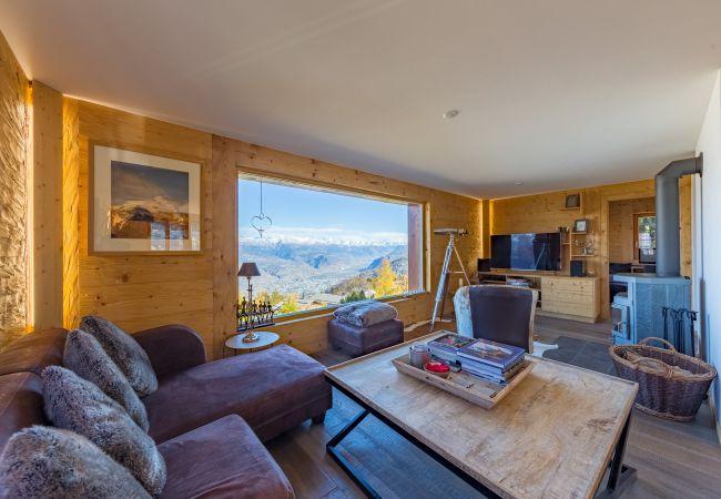 Maison de vacances Chalet Riquet - ski-in/out - luxe (2618858), Haute-Nendaz, 4 Vallées, Valais, Suisse, image 11