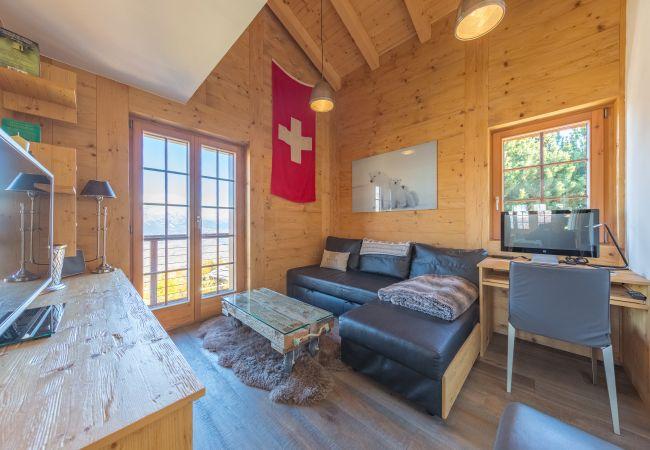 Maison de vacances Chalet Riquet - ski-in/out - luxe (2618858), Haute-Nendaz, 4 Vallées, Valais, Suisse, image 16