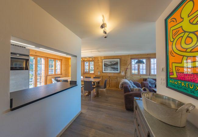 Maison de vacances Chalet Riquet - ski-in/out - luxe (2618858), Haute-Nendaz, 4 Vallées, Valais, Suisse, image 14