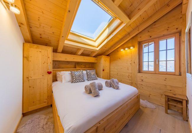 Maison de vacances Chalet Riquet - ski-in/out - luxe (2618858), Haute-Nendaz, 4 Vallées, Valais, Suisse, image 19