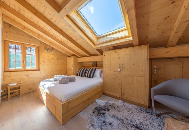 Maison de vacances Chalet Riquet - ski-in/out - luxe (2618858), Haute-Nendaz, 4 Vallées, Valais, Suisse, image 21