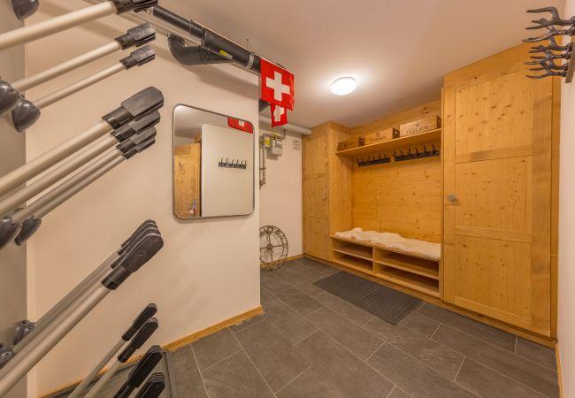 Maison de vacances Chalet Riquet - ski-in/out - luxe (2618858), Haute-Nendaz, 4 Vallées, Valais, Suisse, image 38