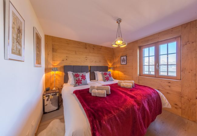 Maison de vacances Chalet Riquet - ski-in/out - luxe (2618858), Haute-Nendaz, 4 Vallées, Valais, Suisse, image 25