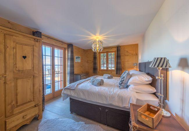 Maison de vacances Chalet Riquet - ski-in/out - luxe (2618858), Haute-Nendaz, 4 Vallées, Valais, Suisse, image 22