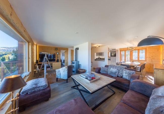 Maison de vacances Chalet Riquet - ski-in/out - luxe (2618858), Haute-Nendaz, 4 Vallées, Valais, Suisse, image 13