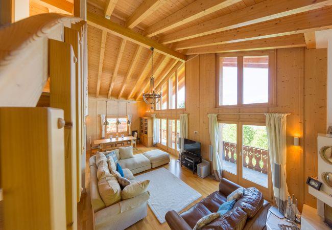 Maison de vacances Chalet Chocolat 4 Vallées Nendaz (2618859), Haute-Nendaz, 4 Vallées, Valais, Suisse, image 9