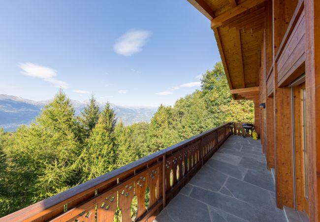 Maison de vacances Chalet Chocolat (2618859), Haute-Nendaz, 4 Vallées, Valais, Suisse, image 30