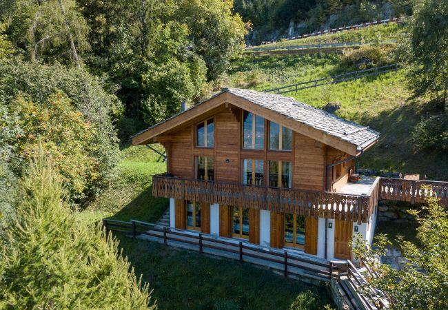 Maison de vacances Chalet Chocolat 4 Vallées Nendaz (2618859), Haute-Nendaz, 4 Vallées, Valais, Suisse, image 32