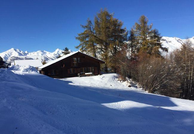 Maison de vacances Chalet Pierre Blanche - Ski-in/out (2618861), Haute-Nendaz, 4 Vallées, Valais, Suisse, image 3