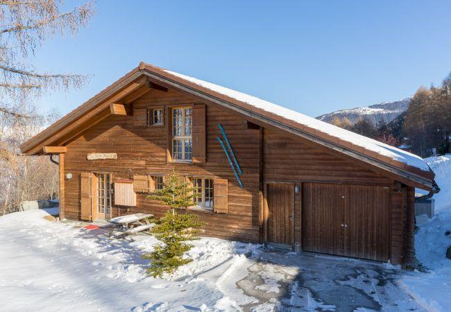 Maison de vacances Chalet Pierre Blanche - Ski-in/out (2618861), Haute-Nendaz, 4 Vallées, Valais, Suisse, image 4