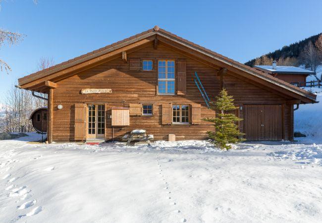 Maison de vacances Chalet Pierre Blanche - Ski-in/out (2618861), Haute-Nendaz, 4 Vallées, Valais, Suisse, image 27