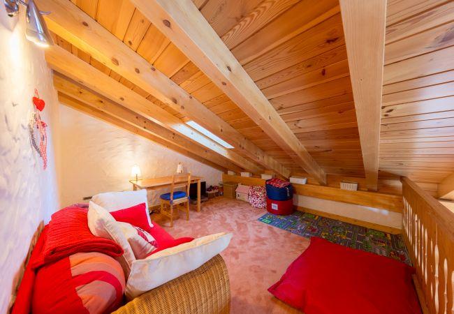 Maison de vacances Chalet Pierre Blanche - Ski-in/out (2618861), Haute-Nendaz, 4 Vallées, Valais, Suisse, image 11
