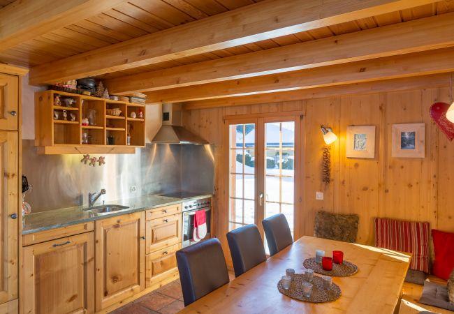 Maison de vacances Chalet Pierre Blanche - Ski-in/out (2618861), Haute-Nendaz, 4 Vallées, Valais, Suisse, image 7