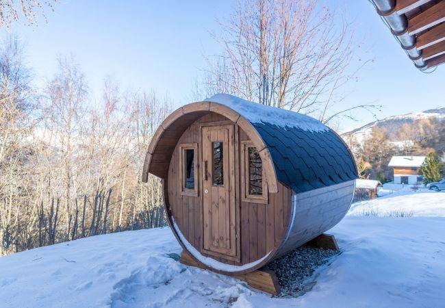 Maison de vacances Chalet Pierre Blanche - Ski-in/out (2618861), Haute-Nendaz, 4 Vallées, Valais, Suisse, image 1