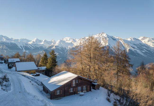 Maison de vacances Chalet Pierre Blanche - Ski-in/out (2618861), Haute-Nendaz, 4 Vallées, Valais, Suisse, image 5