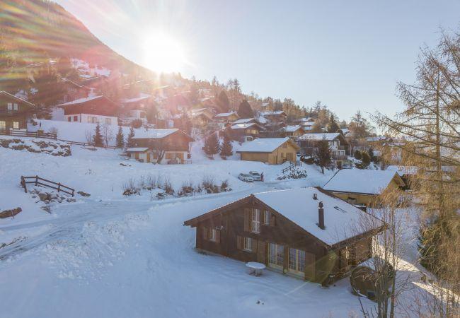 Maison de vacances Chalet Pierre Blanche - Ski-in/out (2618861), Haute-Nendaz, 4 Vallées, Valais, Suisse, image 6