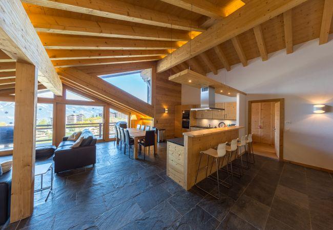 Appartement de vacances Montagnard 12 - Spa Access (2618862), Haute-Nendaz, 4 Vallées, Valais, Suisse, image 1