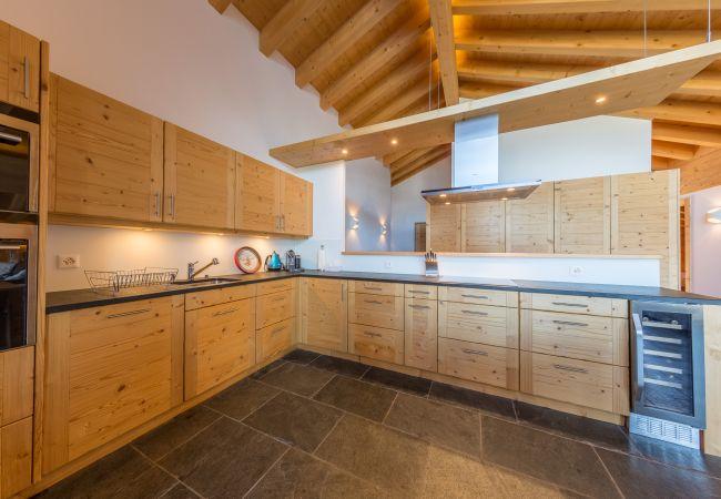 Appartement de vacances Montagnard 12 - Spa Access (2618862), Haute-Nendaz, 4 Vallées, Valais, Suisse, image 4