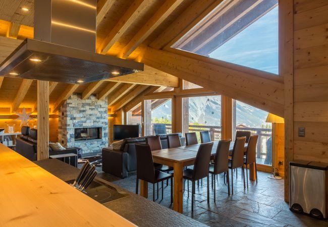 Appartement de vacances Montagnard 12 - Spa Access (2618862), Haute-Nendaz, 4 Vallées, Valais, Suisse, image 15