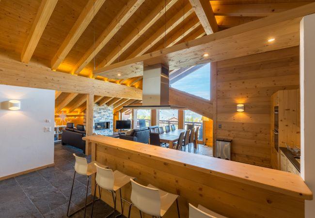 Appartement de vacances Montagnard 12 - Spa Access (2618862), Haute-Nendaz, 4 Vallées, Valais, Suisse, image 16