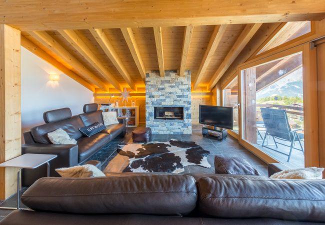Appartement de vacances Montagnard 12 - Spa Access (2618862), Haute-Nendaz, 4 Vallées, Valais, Suisse, image 18