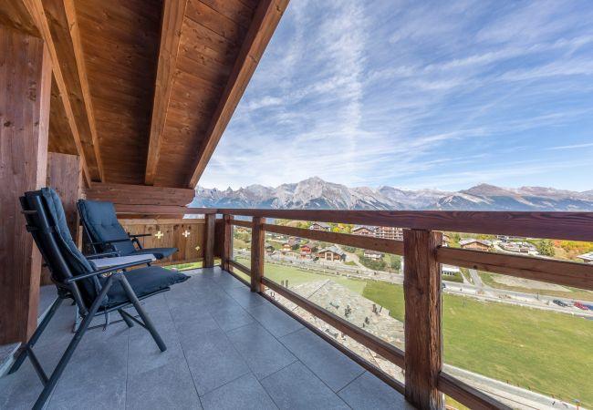 Appartement de vacances Montagnard 12 - Spa Access (2618862), Haute-Nendaz, 4 Vallées, Valais, Suisse, image 19