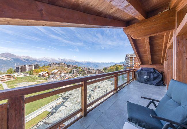 Appartement de vacances Montagnard 12 - Spa Access (2618862), Haute-Nendaz, 4 Vallées, Valais, Suisse, image 20