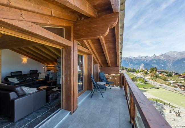 Appartement de vacances Montagnard 12 - Spa Access (2618862), Haute-Nendaz, 4 Vallées, Valais, Suisse, image 23